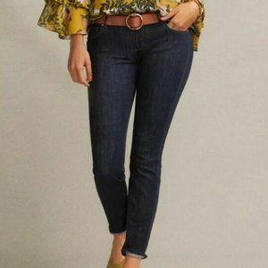 CAbi Skinny Jean Dark Rinse #5493 Size 6